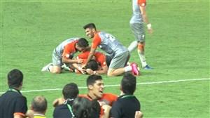 لحظات طنز و جالب هفته 24 لیگ برتر