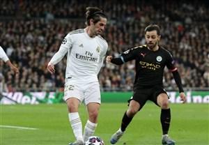 آینده دشوار رئال در لیگ قهرمانان مقابل منچسترسیتی