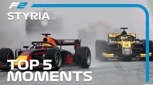 5 لحظه برتر مسابقات 2020 فرمول 2
