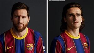 لباس جدید بارسلونا؛ به یاد 5 تایی کردن رئال مادرید! (عکس)