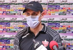 گلمحمدی: میتوانستیم بازی را با چند گل ببریم