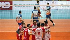 حواشی هفته چهارم لیگ برتر والیبال ایران