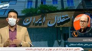 صحبت های سعادتمند در مورد خبر محرومیت باشگاه استقلال