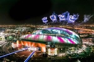 ورزشگاههای جام جهانی 2022 پودر میشوند ! (عکس)