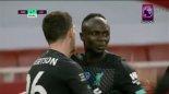 گل اول لیورپول به آرسنال (سادیو مانه)