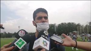 علی کریمی: بدون شش روز تمرین در بازی ها حاضر شدیم
