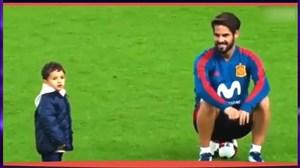 ستارگان فوتبال و فرزندانشان