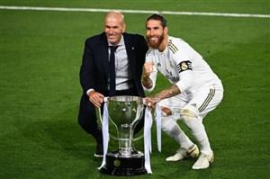 تیزر جذاب قهرمانی رئال مادرید در لالیگا