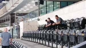 حضور اسکوچیچ ورزشگاه آزادی برای دیدار پرسپولیس و فولاد