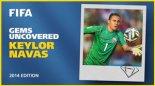 به یاد درخشش کیلور ناواس در جام جهانی 2014 برزیل