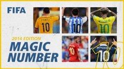 برترین شماره 10 های جام جهانی 2014 برزیل