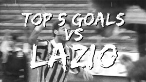 5 گل برتر یوونتوس مقابل لاتزیو در دیدار خانگی