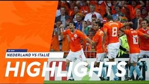 بازی خاطره انگیز هلند - ایتالیا یورو2008