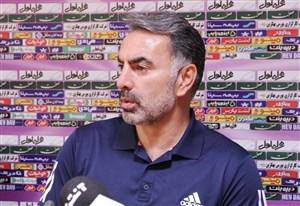صحبتهای فکری در نشست خبری پیش از بازی نساجی-سپاهان