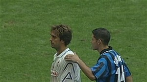 دیدار خاطرهانگیز اینترمیلان 3 - فیورنتینا 2 (1997)