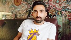 احمد موسوی: دوست دارم تراکتور موفق باشد