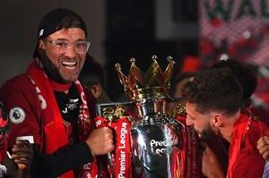 جشن قهرمانی لیورپول و هوادارانش در لیگ برتر جزیره