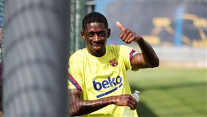 ناکامی یونایتد؛ ستاره بارسلونا ماندنی شد!