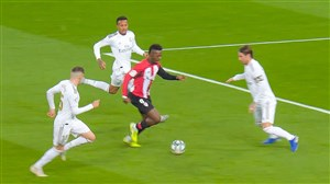 برترین لحظات تدافعی رئال مادرید