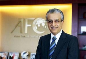 مساعدت شیخ سلمان برای اعطای میزبانی به عراق