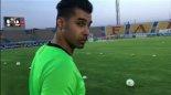 محسن فروزان بالاخره به فوتبال برگشت