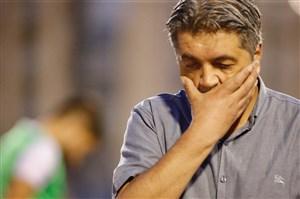 پایان کار مربی استقلالی در شیراز