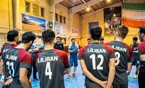 گزارشی از سومین اردوی آماده سازی تیم ملی فوتسال