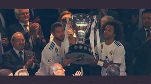 راموس و مارسلو موفق به بالا بردن 22 جام در رئال مادرید