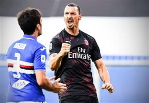 از شکست یوونتوس تا ادامه درخشش میلانی ها
