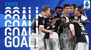 تمام گل های هفته 36 لیگ سری آ ایتالیا 20-2019