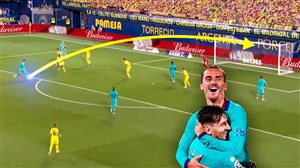 30 گل برتر ماه جولای فوتبال اروپا در فصل 20-2019