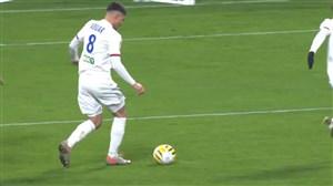 تمامی گلهای المپیک لیون در جام حذفی فرانسه