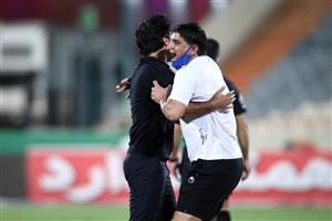 غلامپور: حسین حسینی واقعا خوب بازی کرد