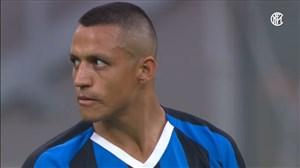 درخشش سانچز پس از شروع مجدد سریآ ایتالیا