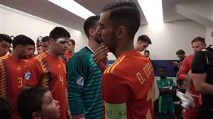 برترین لحظات سبایوس در تیم ملی اسپانیا