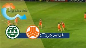 خلاصه بازی سایپا 1 - ماشینسازی تبریز 0