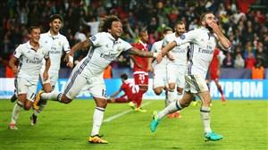 برترین کامبک های رئال مادرید در لیگ قهرمانان