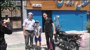 حضور هرویه میلیچ در محل باشگاه استقلال