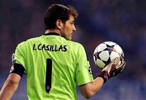 ایکر کاسیاس؛ بهترین دروازهبان تاریخ رئال مادرید