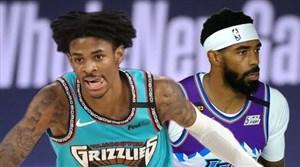 خلاصه بسکتبال یوتا جاز - ممفیس گریزلیز