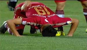 سوپر گل محمد میری مقابل سپاهان