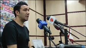 صحبتهای نکونام در کنفرانس خبری پس از دیدار با نفت مسجدسلیمان