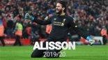 بهترین های آلیسون بکر در لیگ جزیره 20-2019