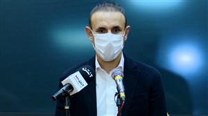 نشست خبری گلمحمدی پس از دیدار با ذوبآهن
