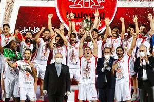 حواشی جشن قهرمانی پرسپولیس برای چهارمین بار