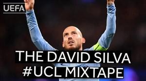 بهترین های داوید سیلوا در لیگ قهرمانان اروپا