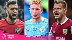گل جهانبخش در میان برترین گلهای لیگ برتر جزیره 20-2019