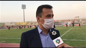 صحبتهای محمودزاده پیش از حساس ترین بازی لیگ یک
