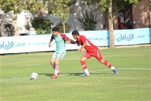 توقف تمرینات تیم های ملی نوجوانان و جوانان