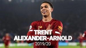 بهترین های الکساندر آرنولد در لیگ جزیره 20-2019